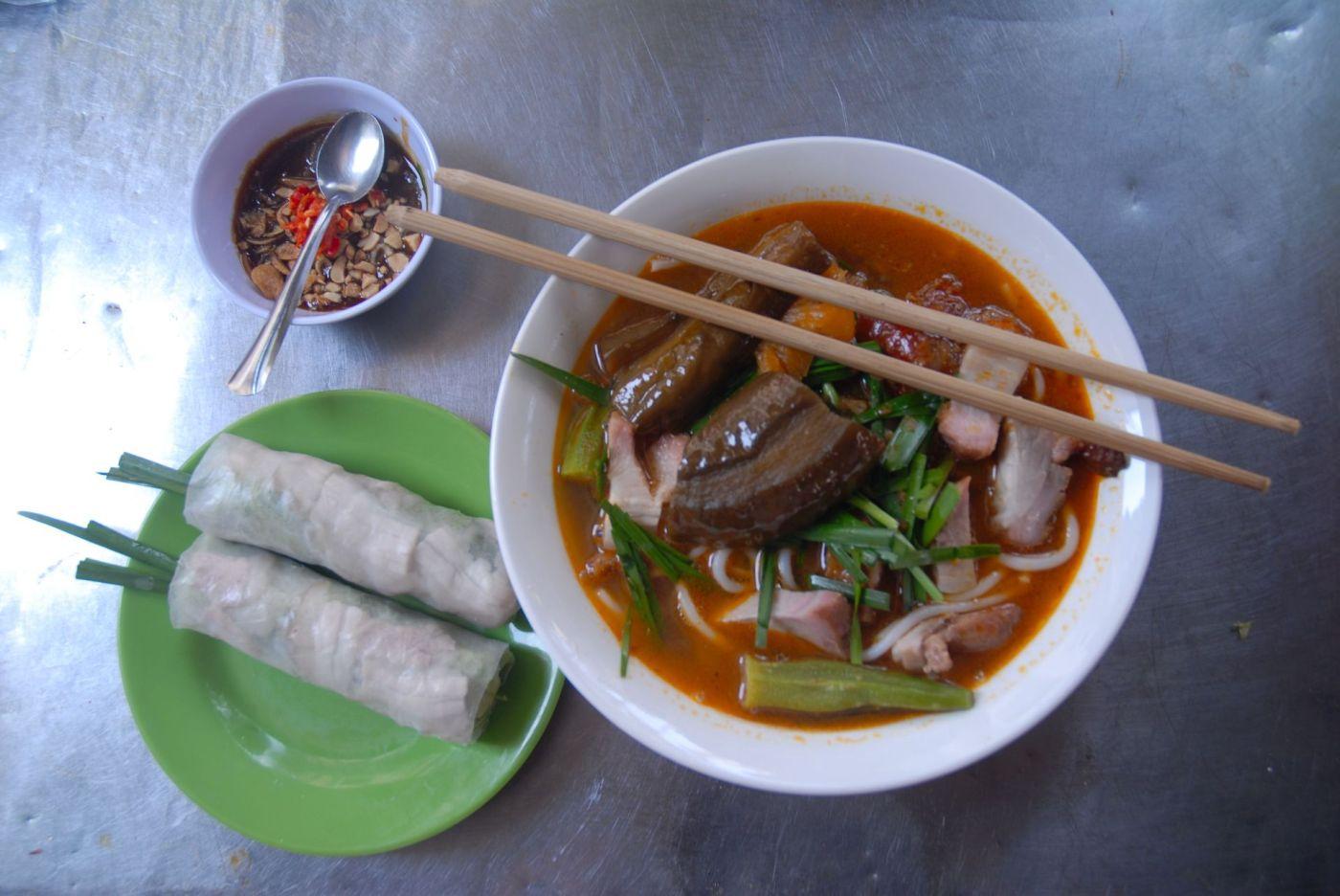 Menú de los jueves, Lunch Lady, Saigón.
