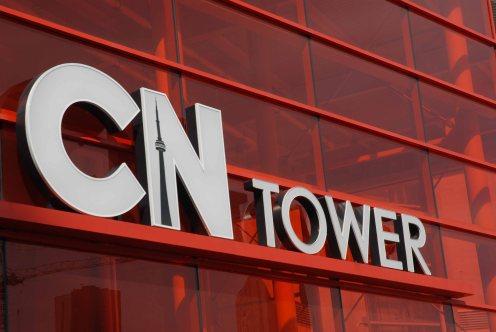 CN Tower, Toronto, Canadá.