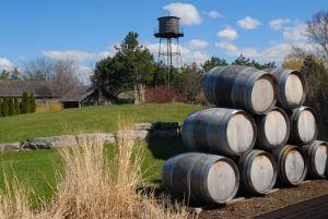 Inniskillin Winery, en el camino a las Cataratas del Niágara.
