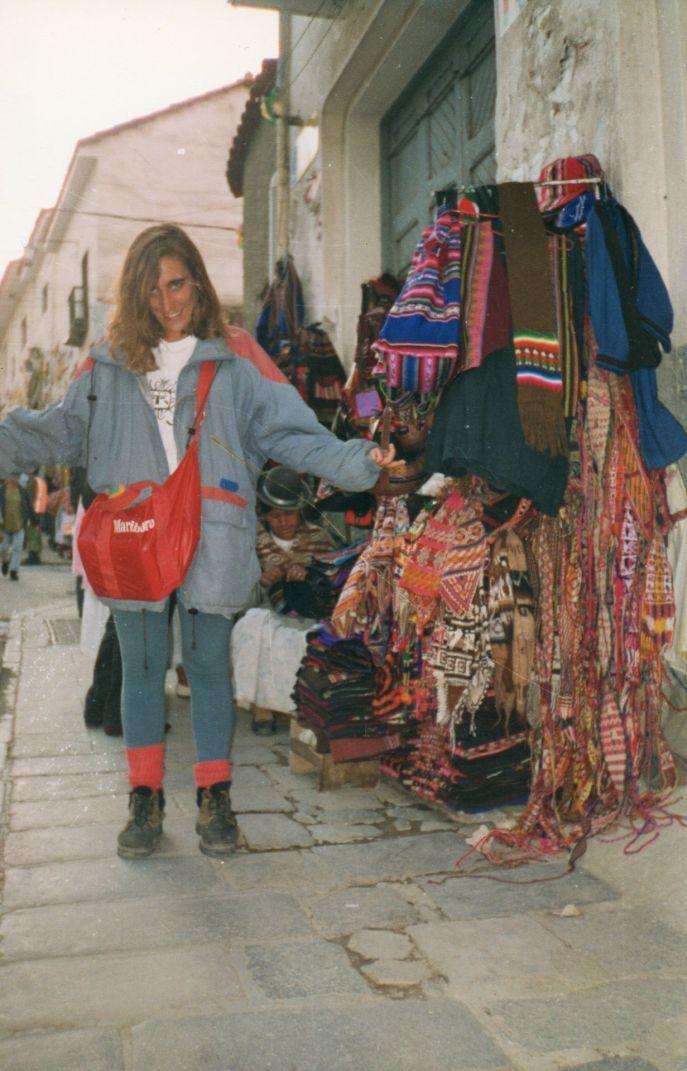 La Paz, Bolivia. Enero 1994.