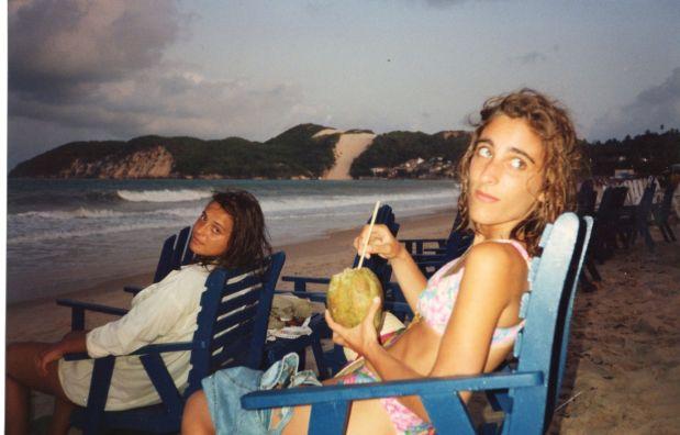 Ponta Negra, Natal, Brasil. Enero de 1993.