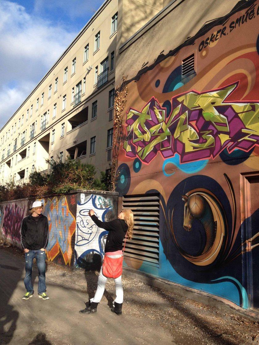 Arte callejero, Toronto.