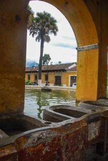 La Antigua Guatemala.