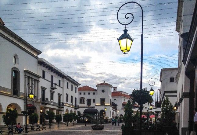 Paseo Celaya, Ciudad de Guatemala.