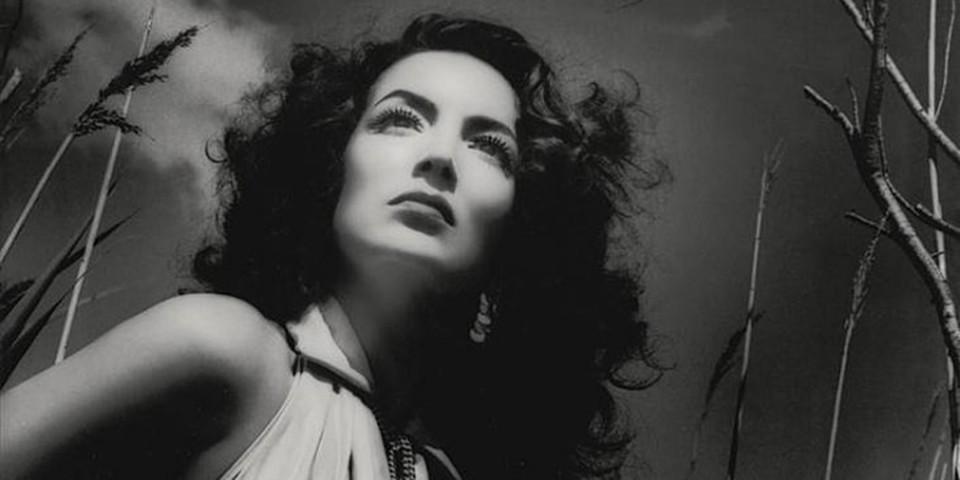María Félix, actriz mexicana.