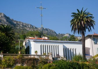 Chapelle du Rosaire de Vence, considerada por Henri Matisse como su obra maestra.
