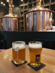 Cervecería Beer Factory, Pilsen, Chequia.