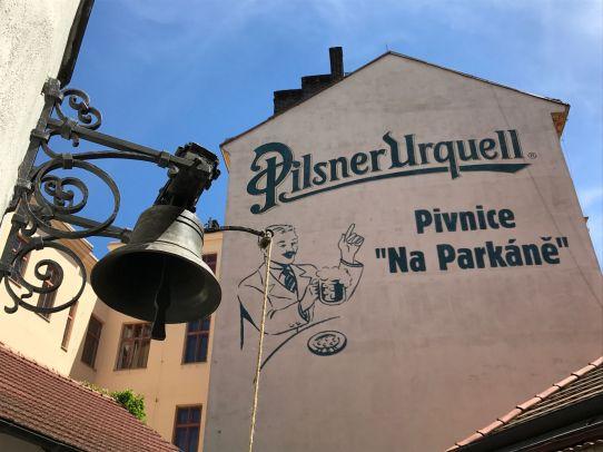 Subterráneos Históricos y Museo de la Cerveza en Pilsen, Chequia.