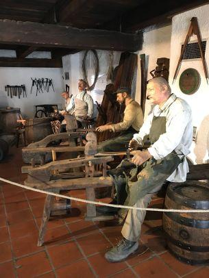 Museo de la Cerveza en Pilsen, Chequia.