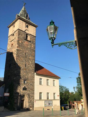 Torre de Agua de Pilsen, Chequia.