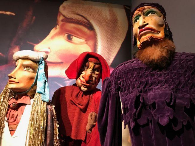 Museo de las Marionetas, Pilsen, Chequia.