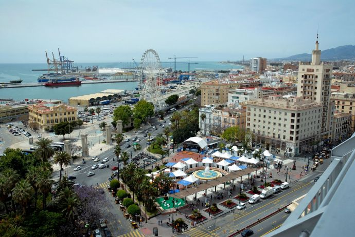 Málaga.