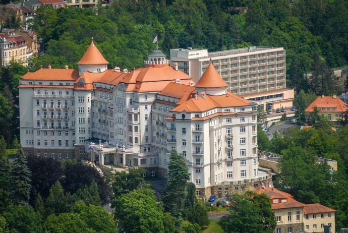 Hotel Imperial, Karlovy Vary.