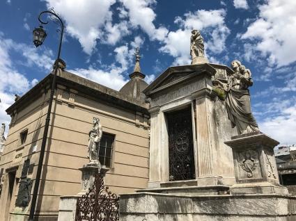 Cementerio de la Recoleta, Buenos Aires.