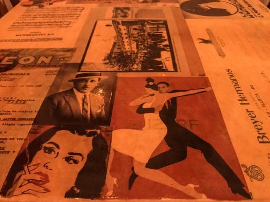 Museo del Tango de Montevideo.