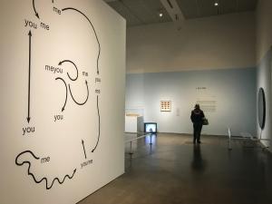 Exposición I Am You, en la muestra We Are Here del Museum of Contemporary Art Chicago.