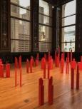 Chicago Architecture Biennial en el Centro Cultural de Chicago.