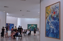 Museo Nacional Marc Chagall, Niza, Francia.