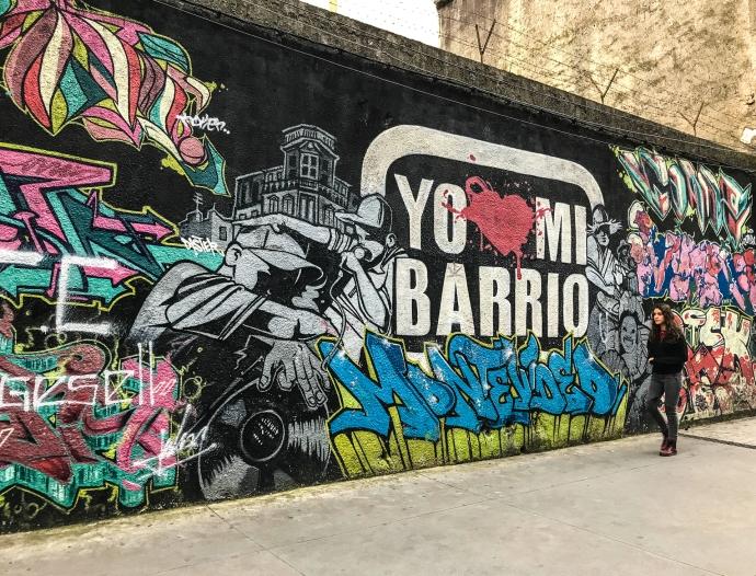 Montevideo, Uruguay.