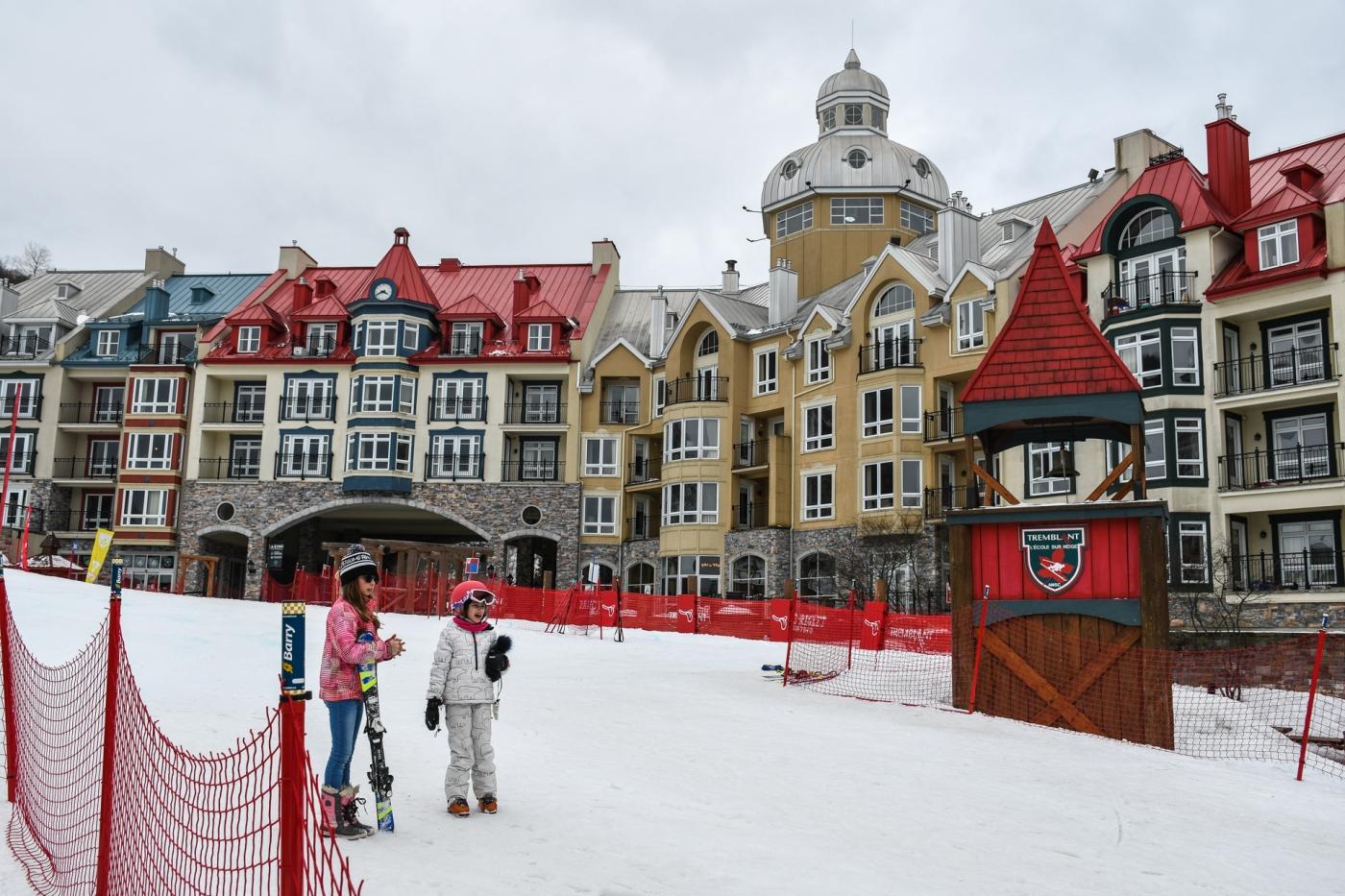 Mont-Tremblant, Quebec, Canadá.