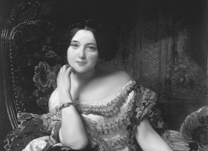 Madame Calderón de la Barca.