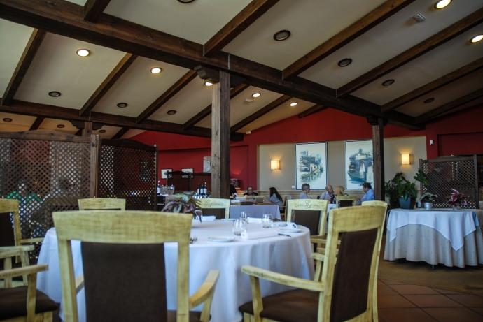 Restaurante El Carmen de Montesión, en Toledo, España.