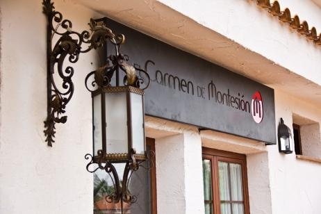 Restaurante El Carmen de Montesión, en Toledo, España. Foto: Cortesía del restaurante.