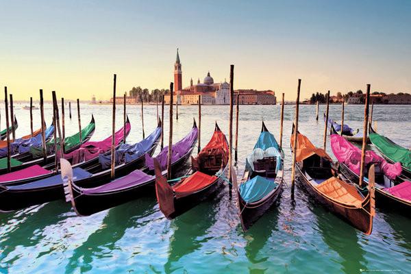 venecia-gondolas-i16471