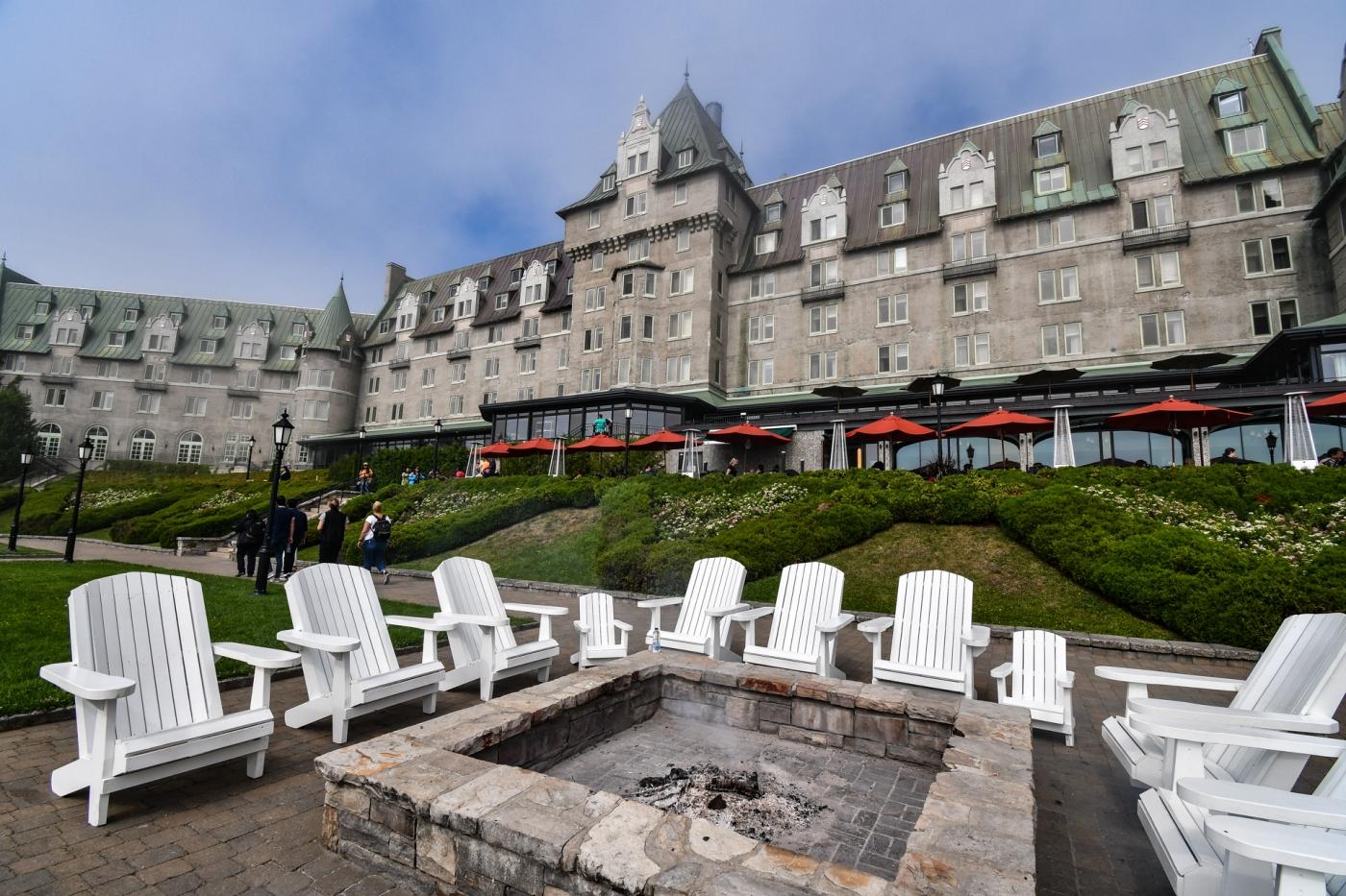 Hotel Le Manoir Richelieu, La Malbaie, Charlevoix, Quebec, Canadá.