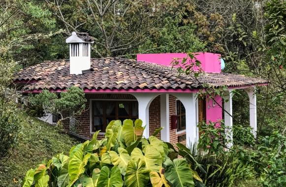 Villas Cuetzalan, Pueblo Mágico de Cuetzalan, Puebla. Foto: Cortesía Villas Cuetzalan.