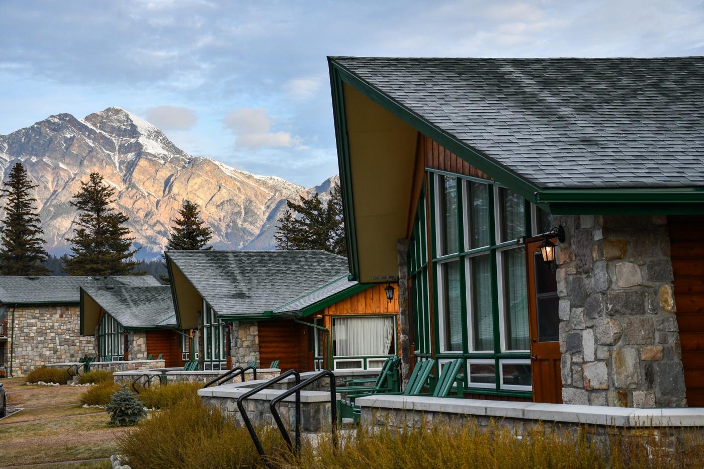 Fairmont Jasper Park Lodge, Canadá.