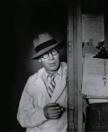 Henry Miller, por el fotógrafo Brassaï.