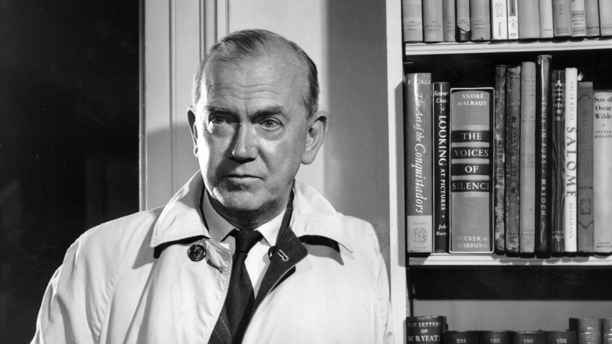 Graham Greene, escritor británico.
